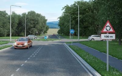 minimumshastighed på danske motorveje